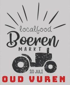 Boerenmarkt 2019 Oud-Vuren @ Restaurant Oud-Vuren